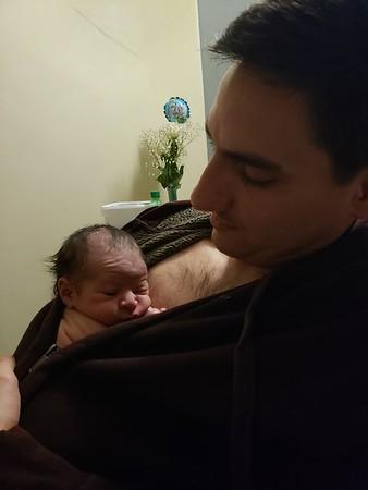 Derek Is A Father!