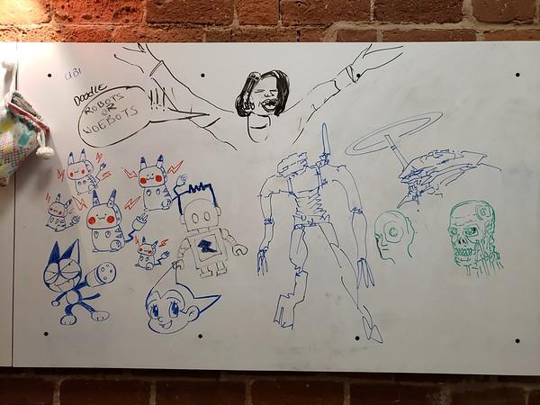 Ubi Doodle - Robots