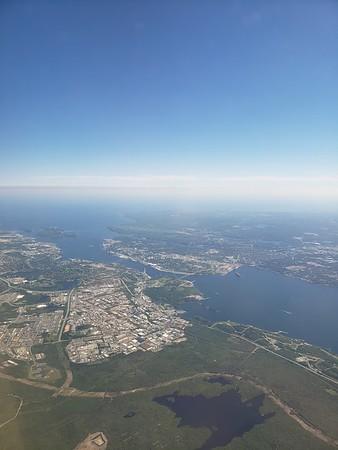 Arriving In Halifax