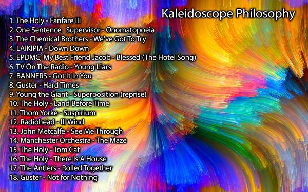 Kaleidoscope Philosophy