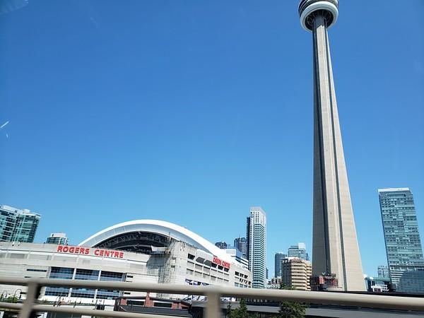 Goodbye For Now, Toronto