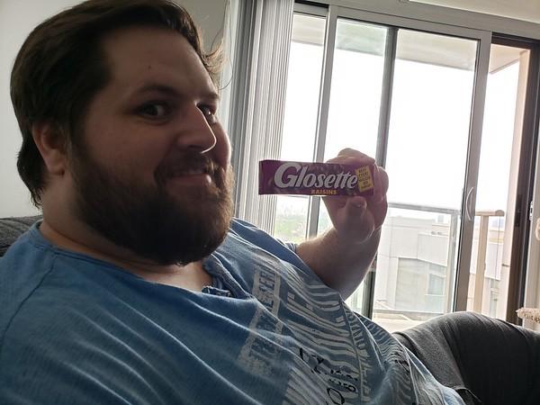 Chad Likes Raisins