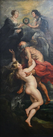 The Triumph of Truth (1622-25) by Peter Paul Rubens