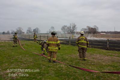 04-11-2011, Brush, Upper Pittsgrove Twp. Salem County, Whig Lane Rd.