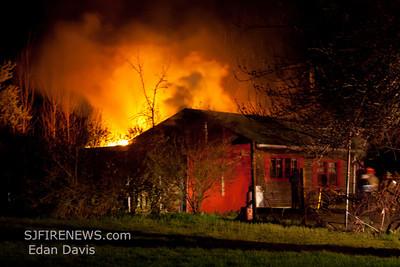 04-12-2011, Dwelling, Deerfield Twp. Cumberland County, Vineland Ave.