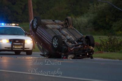 09-17-2011, MVC, Deerfield Twp. Cumberland County, Irving Ave. IAO East Ave.