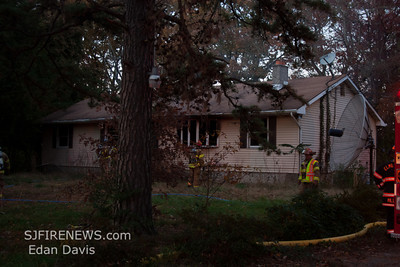 11-08-2011, Dwelling, Pittsgrove Twp. Salem County, 12 Harding Hwy.