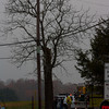 11-10-2011, Utility Pole, Pittsgrove Twp  Olivet Rd  and Husted Station Rd  (C) Edan Davis, sjfirenews com (4)