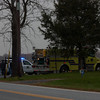 11-10-2011, Utility Pole, Pittsgrove Twp  Olivet Rd  and Husted Station Rd  (C) Edan Davis, sjfirenews com (2)