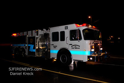 11-17-2011, Dwelling, Pittsgrove Twp. Salem County, 100 Almond Rd.