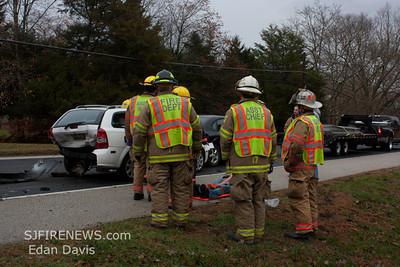 11-17-2011, MVC, Upper Pittsgrove Twp. Salem County 97 Rt. 40