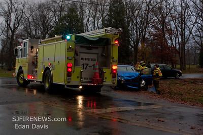 11-23-2011, MVC, Upper Pittsgrove Twp. Salem County, Glassboro Rd. and Pine Tavern Rd.