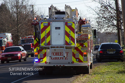 11-24-2011, Franklin Twp. Gloucester County, 592 Main Rd. Dwelling