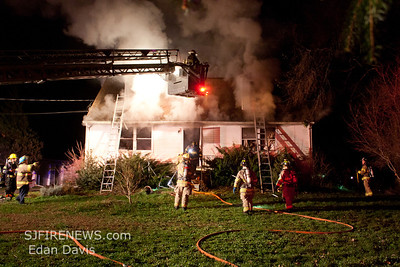 12-01-2011, Dwelling, Forest Grove, Franklin Twp.  Gloucester County, 1581 Dutch Mill Rd.
