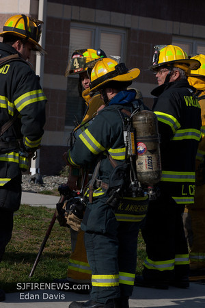 12-22-2011, All Hands Commercial Structure, Vineland City, Cumberland County, 1244 N. Delsea Dr. The Cumberland County SPCA