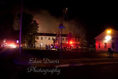 4 Alarm Building, Hammonton, Atlantic County, N. Egg Harbor Rd.