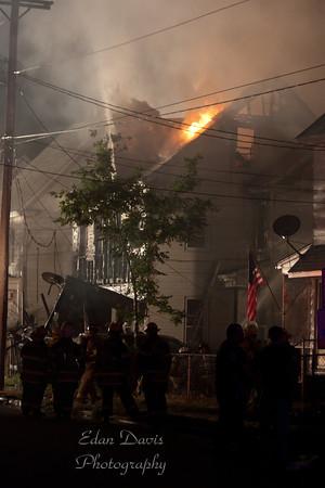 July 06-2011, 3 Alarm Dwelling, Millville City, Cumberland County, Buck St.