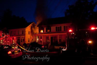 July 16, 2011, Dwelling With Entrapment, Bridgeton City, Cumberland County, 47 Elmer St.