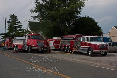 July 24, 2011, Structure, Hopewell, Cumberland County, Marlboro Rd.