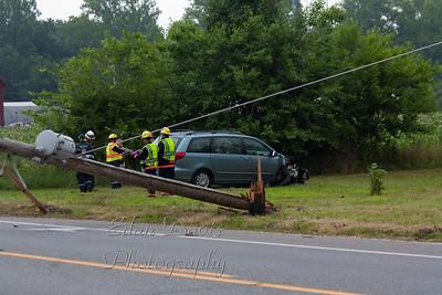 June 12, 2011, MVC, Pittsgrove Twp. Salem County, Rt. 40