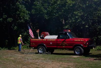 June 3, 2011, Building, Mannington Twp. Salem County,  Kings Hwy.