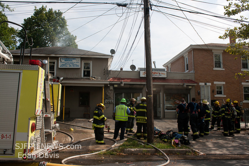 07-14-2012, All Hands Commercial Structure, Vineland City, Cherry St  and S  7th St  (C) Edan Davis, www sjfirenews com