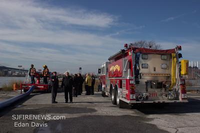 11-16-2013, Camden County Neptune Drill, Gloucester City