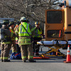 02-12-2013, School Bus MVC, Upper Pittsgrove Twp  Slabtown Rd  and Woodstown Daretown Rd  (C) Edan Davis, www sjfirene (17)