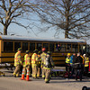 02-12-2013, School Bus MVC, Upper Pittsgrove Twp  Slabtown Rd  and Woodstown Daretown Rd  (C) Edan Davis, www sjfirene (7)