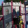 08-25-2014, Playground, Dumpster, S  3rd St  and Kates Blvd  (C) Edan Davis, www sjfirenews com  (5)