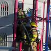 08-25-2014, Playground, Dumpster, S  3rd St  and Kates Blvd  (C) Edan Davis, www sjfirenews com  (3)