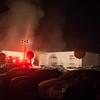 11-29-2014, 2 Alarm Commercial Structure, Vineland City, 1715 S  Delsea Dr  Team Nissan (C) Edan Davis, www sjfirenews com  (17)