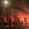 11-29-2014, 2 Alarm Commercial Structure, Vineland City, 1715 S  Delsea Dr  Team Nissan (C) Edan Davis, www sjfirenews com  (12)