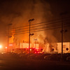11-29-2014, 2 Alarm Commercial Structure, Vineland City, 1715 S  Delsea Dr  Team Nissan (C) Edan Davis, www sjfirenews com  (1)