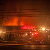 11-29-2014, 2 Alarm Commercial Structure, Vineland City, 1715 S  Delsea Dr  Team Nissan (C) Edan Davis, www sjfirenews com  (10)