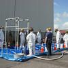 08-24-2014, Hazmat Drill, Upper Deerfield, Seabrook Brothers, (C) Edan Davis, www sjfirenews com  (40)