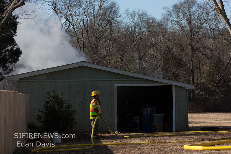 02-13-2015, Building, Pittsgrove, 997 Willow Grove Rd  (C) Edan Davis, ww sjfirenews (3)