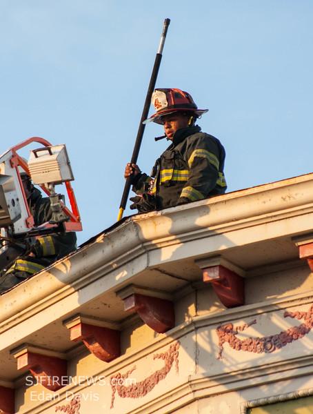 07-29-2015, 4 Alarm Commercial Structure, 19 N  High St  Millville, (C) Edan Davis, www sjfirenews (90)