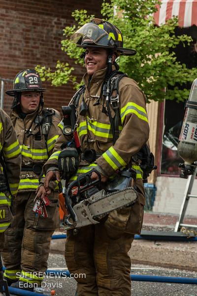 07-29-2015, 4 Alarm Commercial Structure, 19 N  High St  Millville, (C) Edan Davis, www sjfirenews (86)