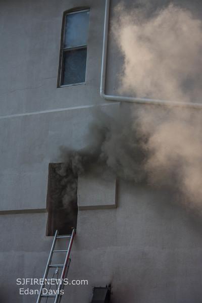 07-29-2015, 4 Alarm Commercial Structure, 19 N  High St  Millville, (C) Edan Davis, www sjfirenews (129)