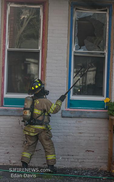 07-29-2015, 4 Alarm Commercial Structure, 19 N  High St  Millville, (C) Edan Davis, www sjfirenews (21)