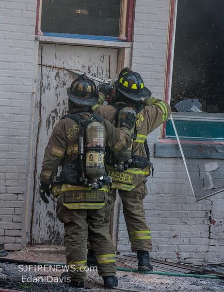 07-29-2015, 4 Alarm Commercial Structure, 19 N  High St  Millville, (C) Edan Davis, www sjfirenews (34)