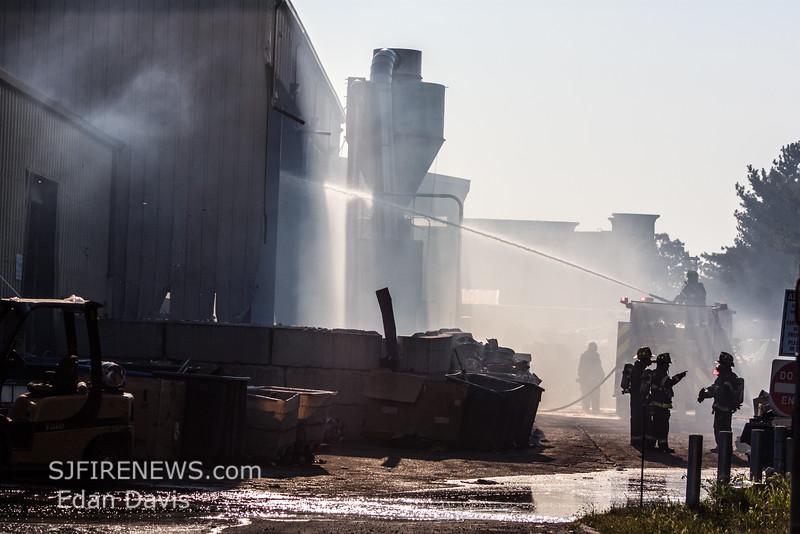 08-17-2015, commercial structure, vineland, mill rd  (C) Edan Davis, www sjfirenews (16)
