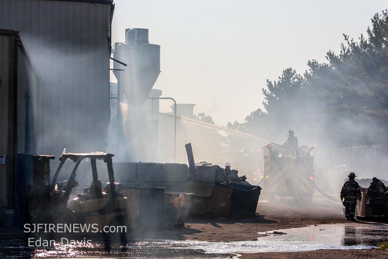 08-17-2015, commercial structure, vineland, mill rd  (C) Edan Davis, www sjfirenews (11)