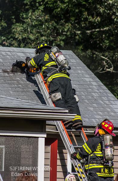 08-23-2015, 2 Alarm Dwelling, Maurice River Twp   5378 Rt  49, (C) Edan Davis, www sjfirenews com  (72)