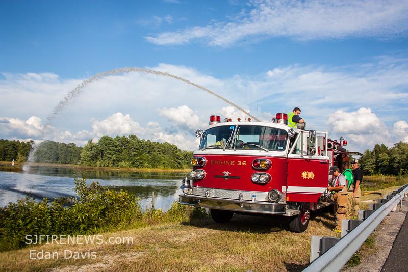 08-23-2015, 2 Alarm Dwelling, Maurice River Twp   5378 Rt  49, (C) Edan Davis, www sjfirenews com  (106)