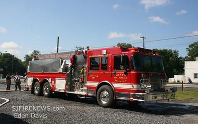 06-28-2009, Atlantic County Tender Task Force Drill, Elwood NJ
