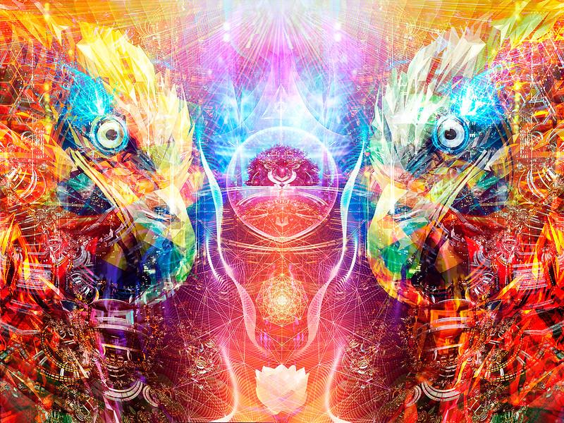 """""""Eagle"""" (digital) by Denys Krupodorov"""