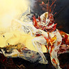 """S.S.I.O #2 That feeling"" (oil on canvas) by Alek Tretiak"