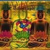 """Namaste"" (watercolor mixed media) by Anthony Whelihan"
